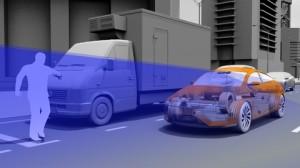 camera detecteur obstacle pieton contiguard