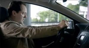 Pub sécurité routiere conducteur dangereux