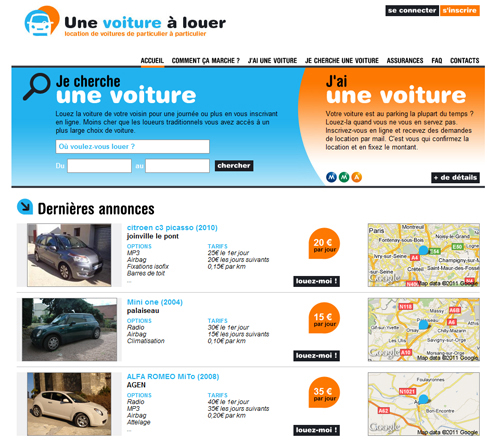 site location voiture particulier blog auto s lection le condens d 39 actu automobile qu 39 il. Black Bedroom Furniture Sets. Home Design Ideas