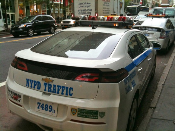 chevrolet volt new york