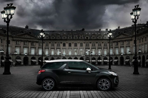 citroen DS3 ultra prestige francfort 2011