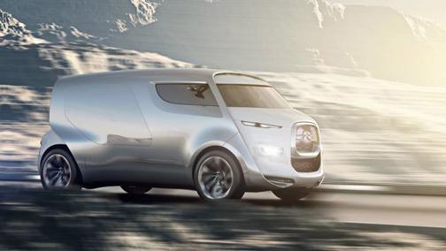 citroen tubik concept car francfort 2011
