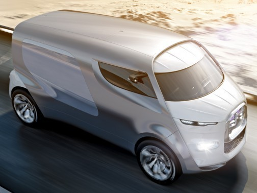 citroen tubik concept car francfort 2011