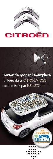 facebook concours citroen ds3 kenzo