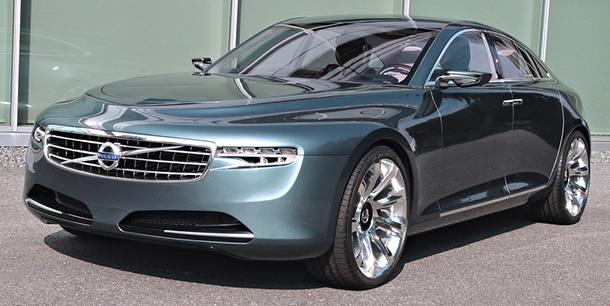 Concept You Volvo salon auto francfort 2011