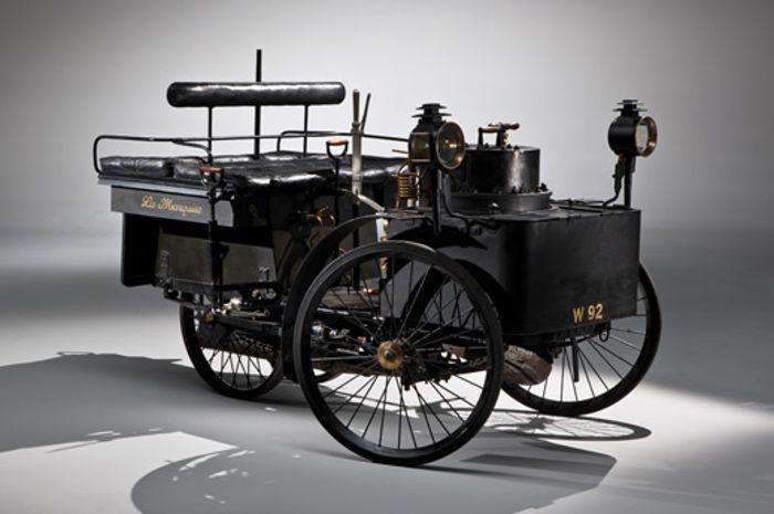 plus vieille voiture au monde marquise