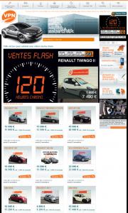 vente flash automobile neuve et occasion récente