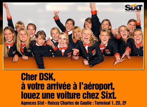 Sixt DSK