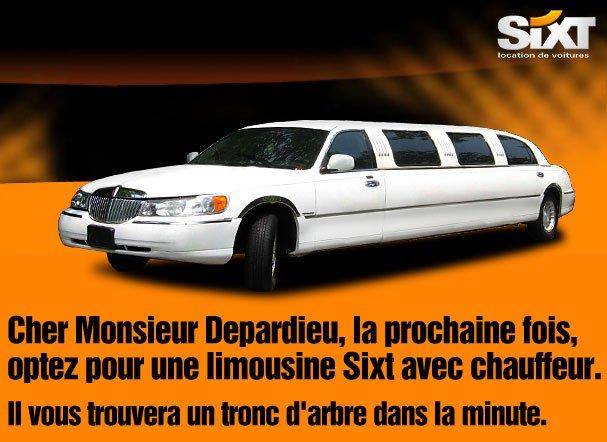 Sixt Depardieu