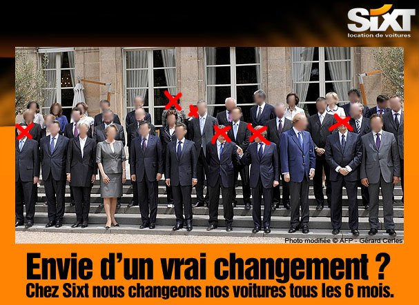 Sixt gouvernement