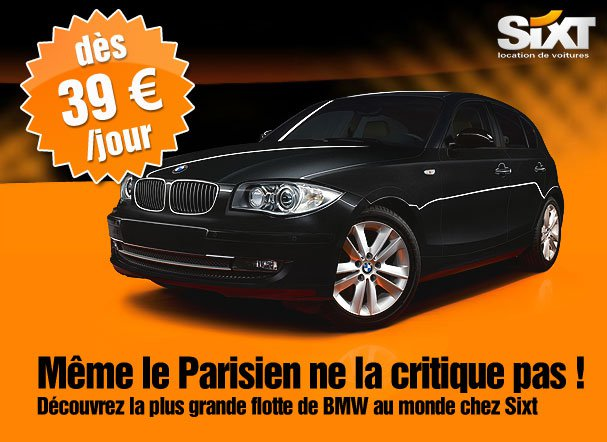 toutes les pubs sixt dont la derni re avec fran ois hollande blog auto. Black Bedroom Furniture Sets. Home Design Ideas