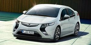 plus belle voiture annee 2011 opel ampera