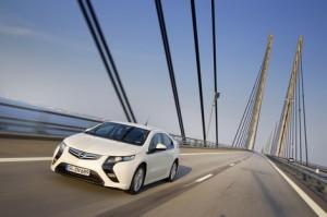 Opel Ampera Voiture de l'année 2012