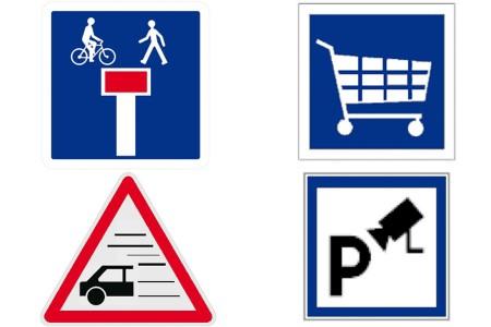 nouveaux panneaux sécurité routière
