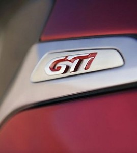 Logo GTI Peugeot 208