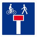 nouveaux panneaux 2012 voie sans issue