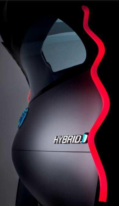 toyota fait évoluer sa technologie hybride