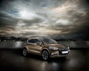 Citroen DS4 Just Mat
