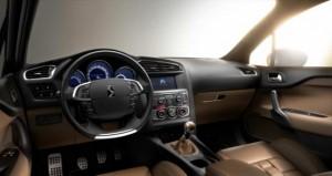 Citroen DS4 Just Mat interieur