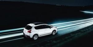 Peugeot 3008 Hybrid arriere