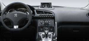 Peugeot 3008 Hybrid interieur