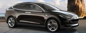 Tesla Model S salon de Genève 2012