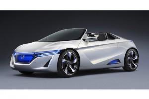 Honda Ev Ster