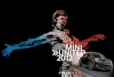 Affiche festival mini united 2012