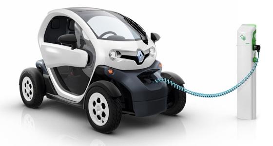 Renault Twizy électrique
