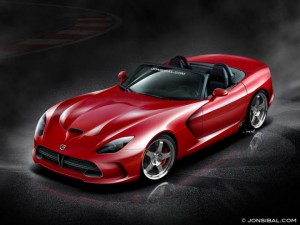 Viper SRT 2013  roadster