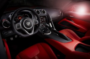 Interieur Viper SRT 2013