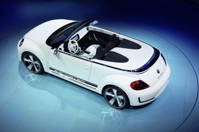 Nouvelle Volkswagen E-bugster