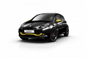 Clio rs Red Bull face avant