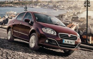 Nouvelle photo de la fiat linea version berline