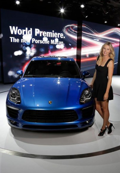 porsche macan los angeles 2013