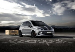 Nouvelle punto abarth edition 199 exemplaire