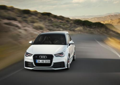Audi A1 quattro test et video