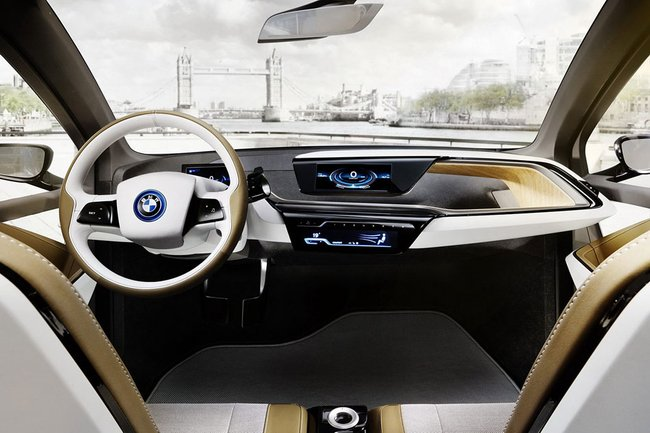 Bmw i3 concept nouvelle teinte d interieur blog auto for Interieur auto