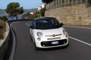 Photo Nouvelle Fiat 500L