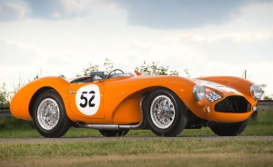 1955 Aston Martin DB3S Sports Racing Car