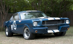 1966 Shelby Mustang GT350 SCCA B-Production Racing Car