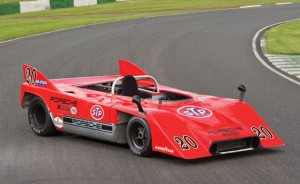 1971 Porsche 917-10 Spyder Can-Am Racing Car