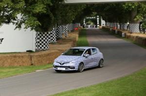 Nouvelle Renault Clio 4 RS