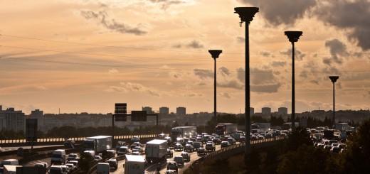 embouteillage paris