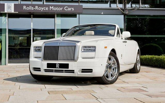 Rolls-Royce Phantom DropHead Coupé aux Jeux Olympiques