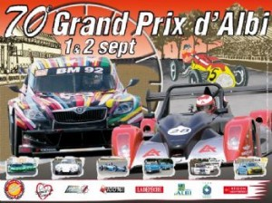 Grand Prix Automobile d'Albi 2012