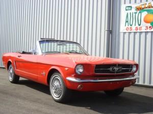 La Ford Mustang GT de 1965