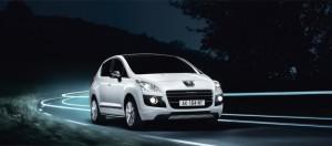 Peugeot 3008 Full Hybrid Diesel