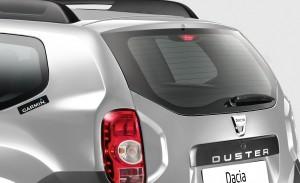 Dacia Duster Série Limitée GARMIN