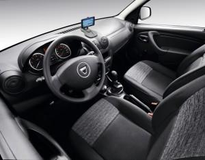 Intérieur Dacia Duster Série limitée GARMIN